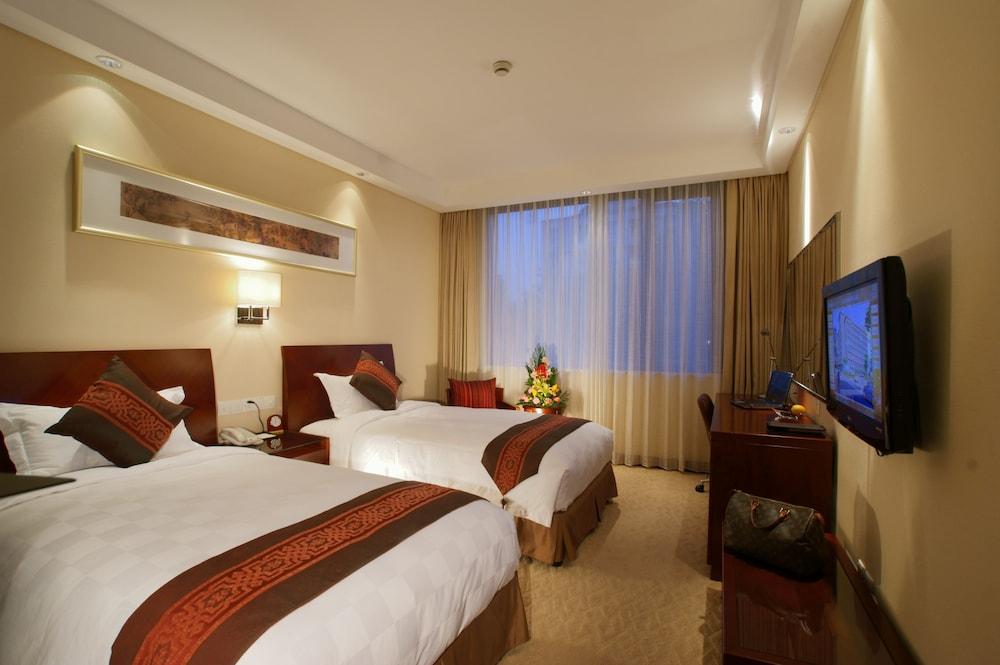 항저우 소피아 호텔(Hangzhou Sophia Hotel) Hotel Image 2 - Guestroom