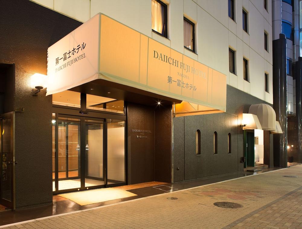 다이치 후지 호텔(Daiichi Fuji Hotel) Hotel Image 19 - Hotel Entrance