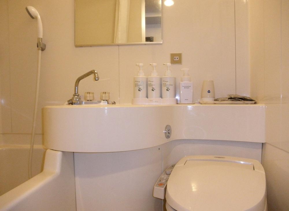 다이치 후지 호텔(Daiichi Fuji Hotel) Hotel Image 12 - Bathroom