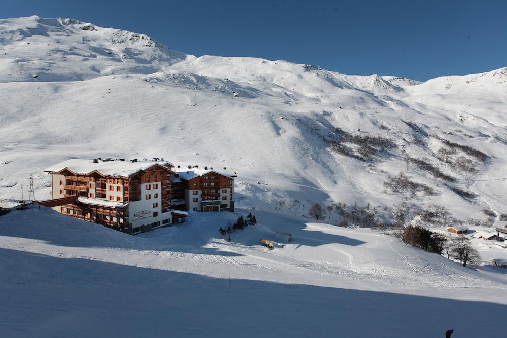 레지던스 르 샬렛 두 몽 발론(Residence Le Chalet du Mont Vallon) Hotel Image 61 - Aerial View