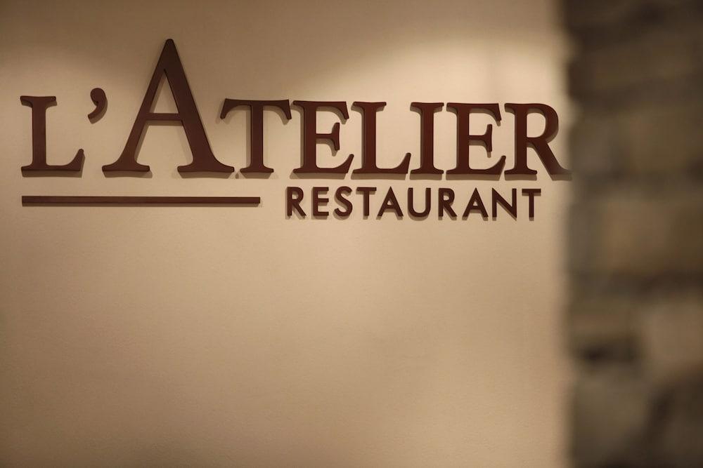 레지던스 르 샬렛 두 몽 발론(Residence Le Chalet du Mont Vallon) Hotel Image 47 - Breakfast Meal