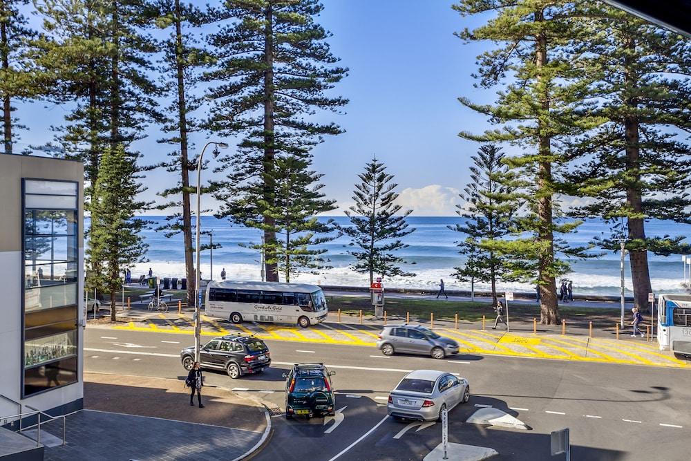맨리 파라다이스 모텔 앤드 아파트먼츠(Manly Paradise Motel & Apartments) Hotel Image 25 - Guestroom View