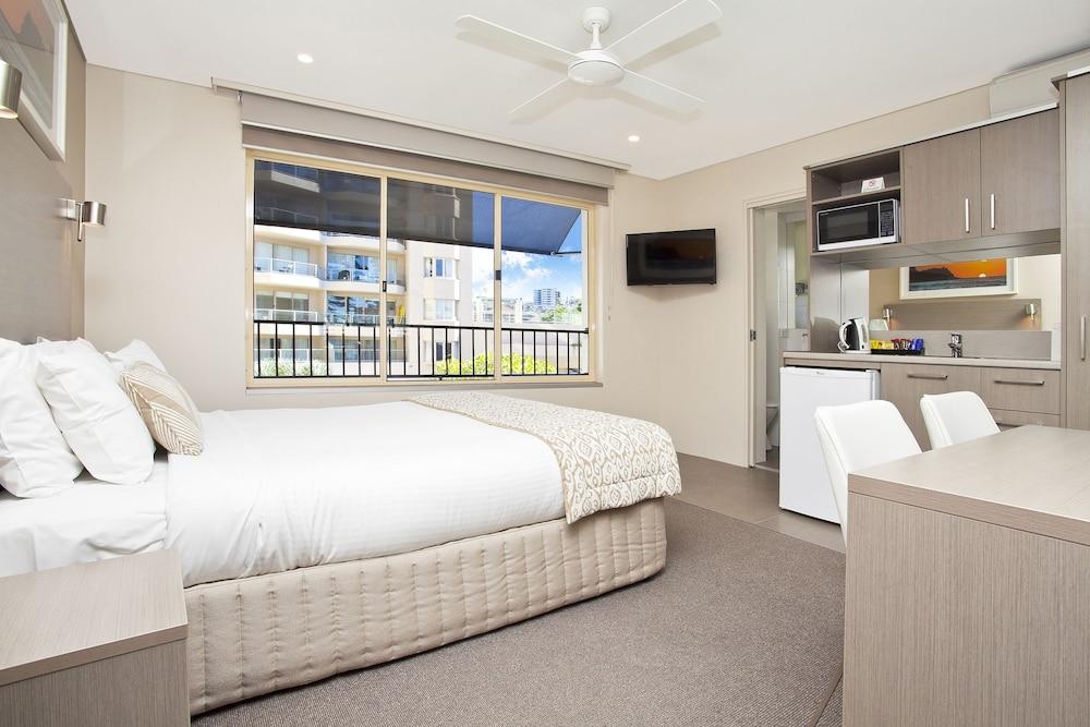 맨리 파라다이스 모텔 앤드 아파트먼츠(Manly Paradise Motel & Apartments) Hotel Image 7 - Guestroom
