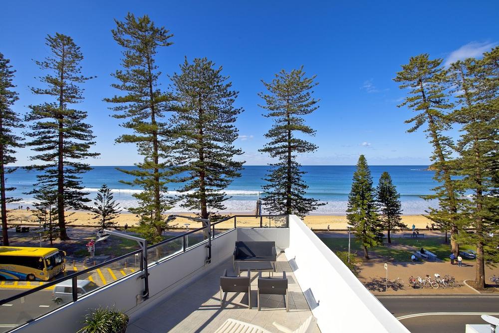 맨리 파라다이스 모텔 앤드 아파트먼츠(Manly Paradise Motel & Apartments) Hotel Image 29 - View from Hotel