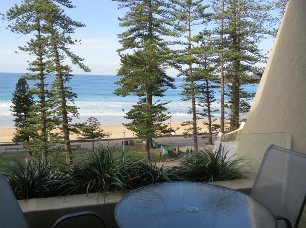 맨리 파라다이스 모텔 앤드 아파트먼츠(Manly Paradise Motel & Apartments) Hotel Image 19 - Balcony