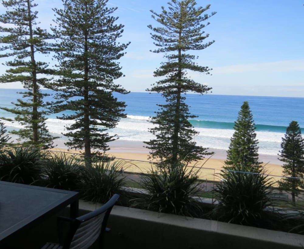 맨리 파라다이스 모텔 앤드 아파트먼츠(Manly Paradise Motel & Apartments) Hotel Image 21 - Balcony