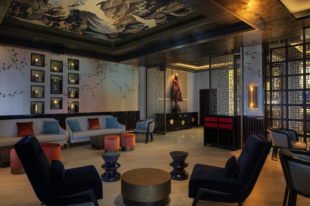 더 세인트 레기스 사디얏 아일랜드 리조트, 아부 다비(The St. Regis Saadiyat Island Resort, Abu Dhabi) Hotel Image 109 - Restaurant