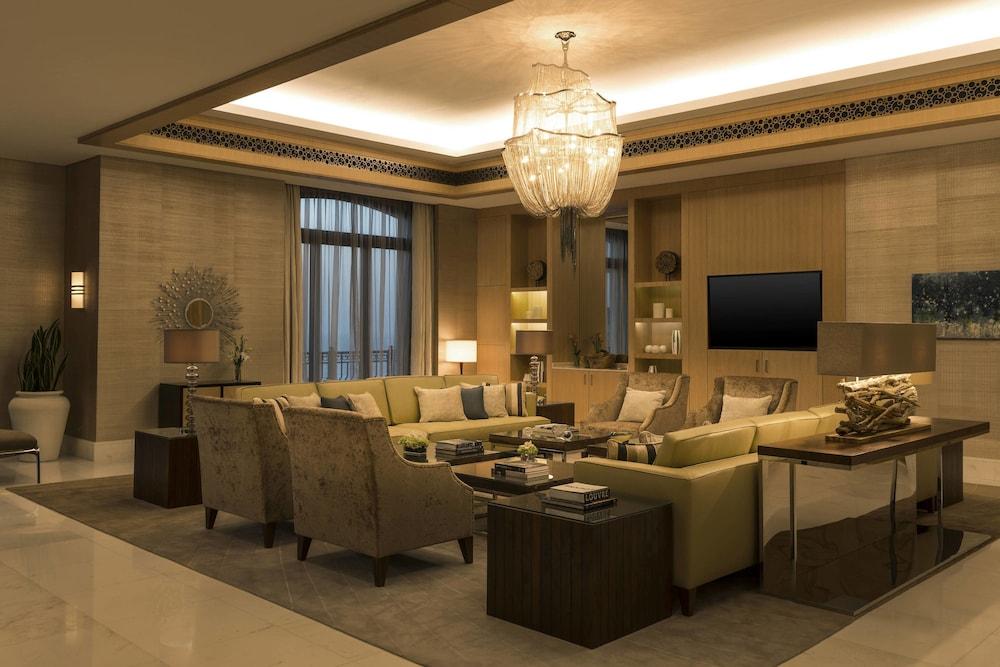 더 세인트 레기스 사디얏 아일랜드 리조트, 아부 다비(The St. Regis Saadiyat Island Resort, Abu Dhabi) Hotel Image 12 - Guestroom