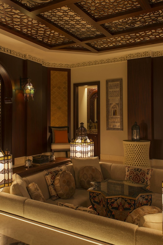 더 세인트 레기스 사디얏 아일랜드 리조트, 아부 다비(The St. Regis Saadiyat Island Resort, Abu Dhabi) Hotel Image 17 - Guestroom