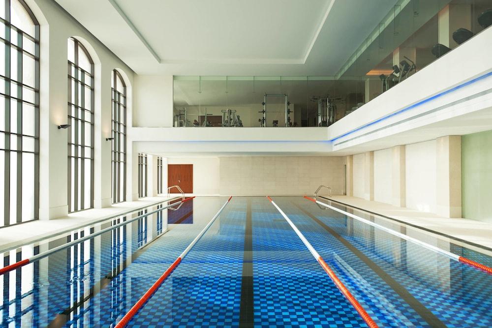 더 세인트 레기스 사디얏 아일랜드 리조트, 아부 다비(The St. Regis Saadiyat Island Resort, Abu Dhabi) Hotel Image 83 - Sports Facility
