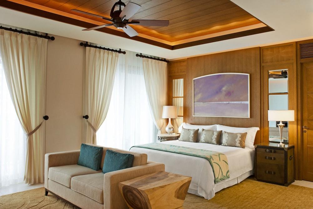 더 세인트 레기스 사디얏 아일랜드 리조트, 아부 다비(The St. Regis Saadiyat Island Resort, Abu Dhabi) Hotel Image 3 - Guestroom