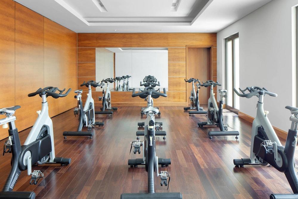 더 세인트 레기스 사디얏 아일랜드 리조트, 아부 다비(The St. Regis Saadiyat Island Resort, Abu Dhabi) Hotel Image 67 - Fitness Facility
