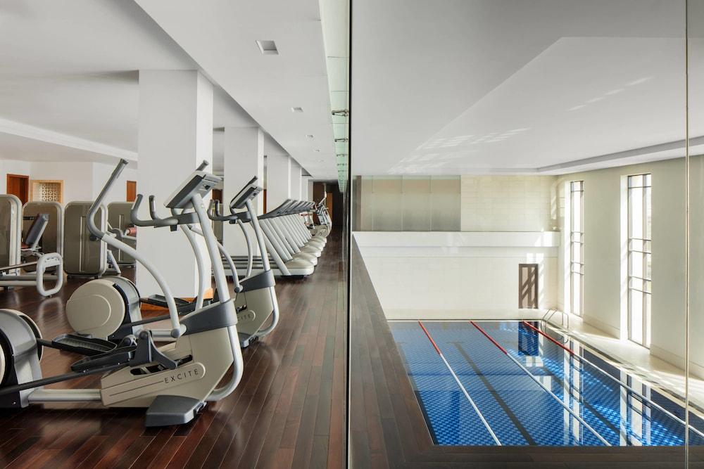 더 세인트 레기스 사디얏 아일랜드 리조트, 아부 다비(The St. Regis Saadiyat Island Resort, Abu Dhabi) Hotel Image 68 - Fitness Facility