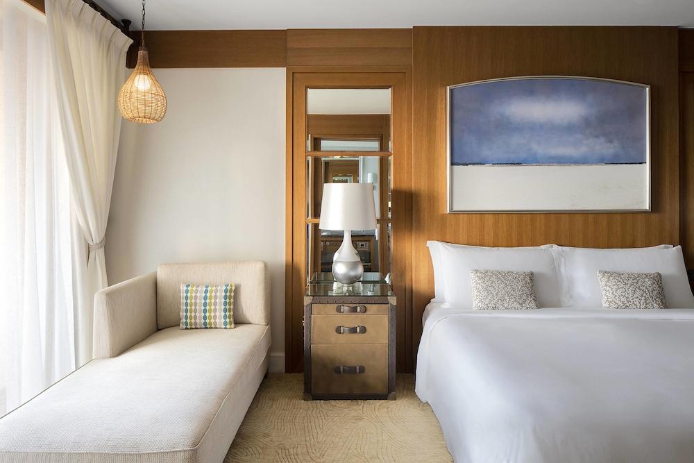 더 세인트 레기스 사디얏 아일랜드 리조트, 아부 다비(The St. Regis Saadiyat Island Resort, Abu Dhabi) Hotel Image 44 - Guestroom