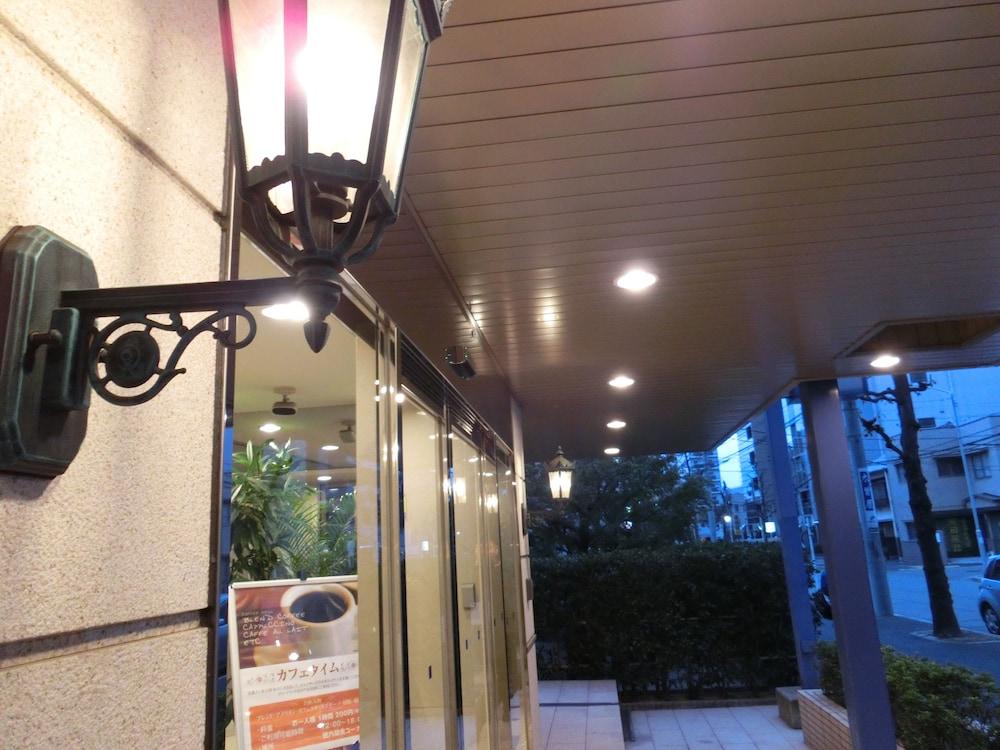 메이테츠 인 나고야 카나야마(Meitetsu Inn Nagoya Kanayama) Hotel Image 21 - Hotel Entrance