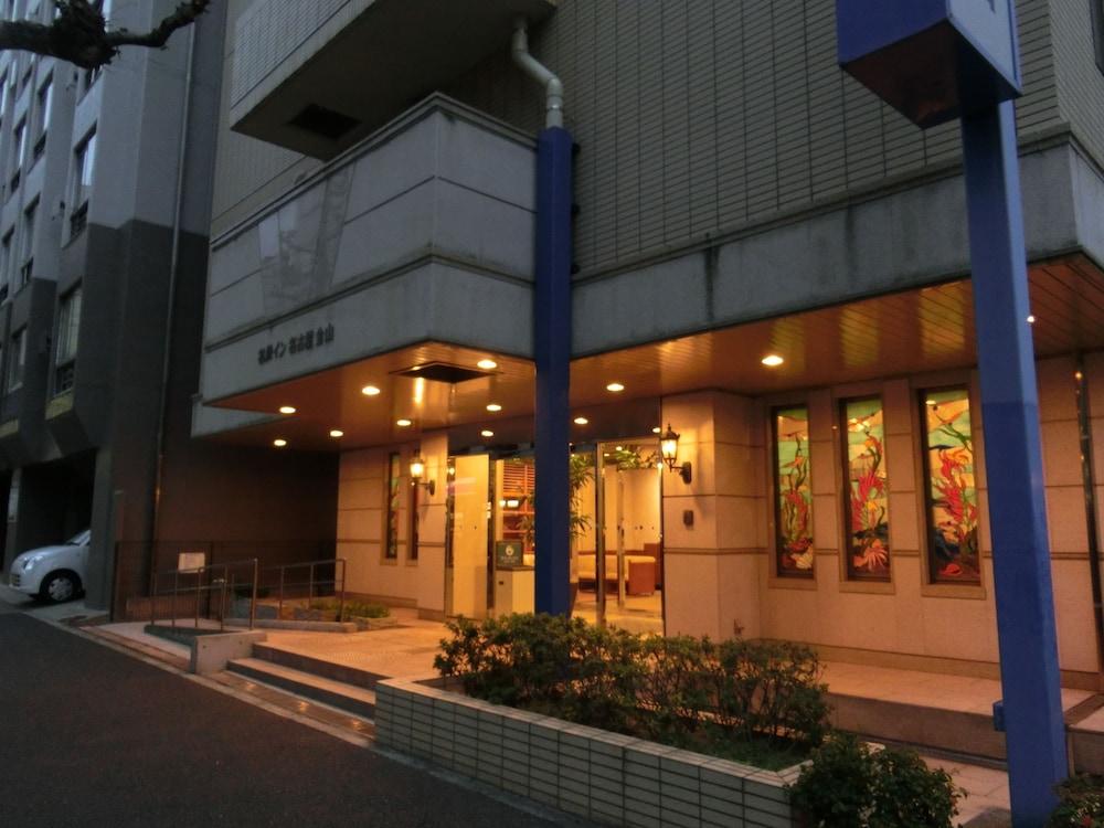 메이테츠 인 나고야 카나야마(Meitetsu Inn Nagoya Kanayama) Hotel Image 22 - Hotel Entrance