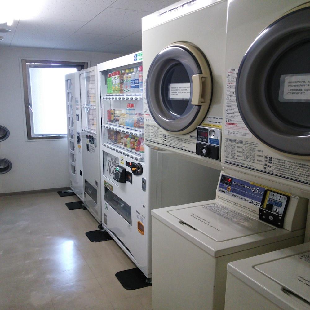 메이테츠 인 나고야 카나야마(Meitetsu Inn Nagoya Kanayama) Hotel Image 15 - Laundry Room
