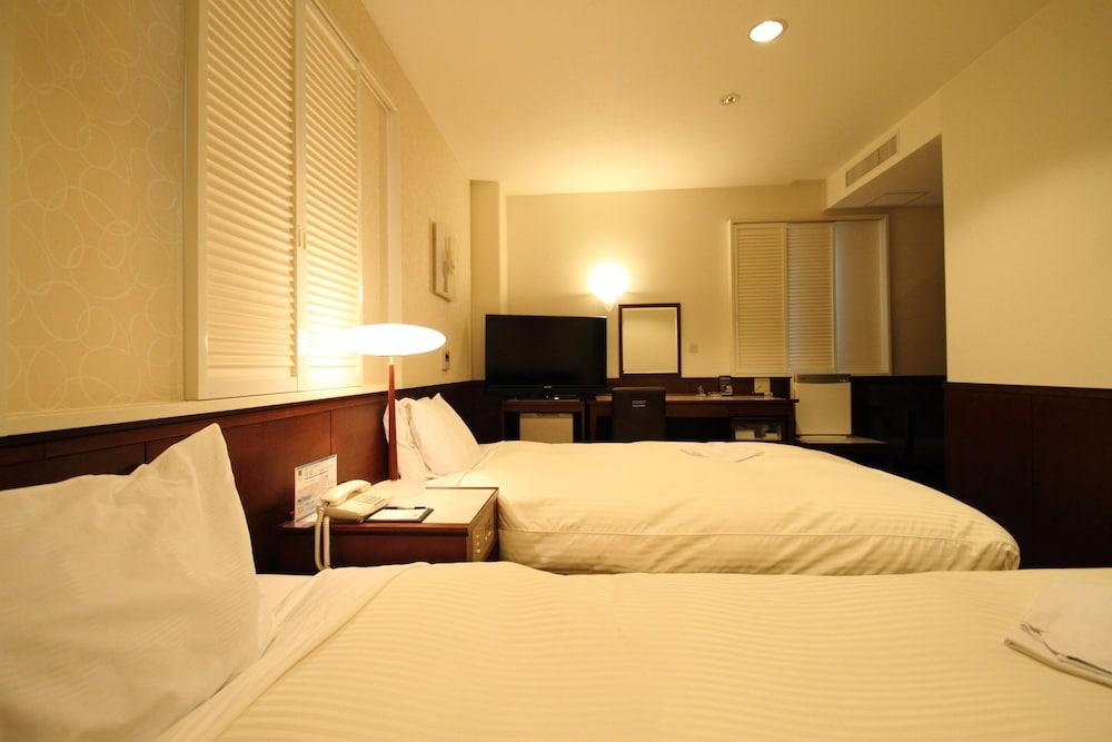 메이테츠 인 나고야 카나야마(Meitetsu Inn Nagoya Kanayama) Hotel Image 8 - Guestroom