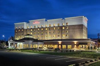 羅里 - 卡里希爾頓花園飯店 Hilton Garden Inn Raleigh-Cary