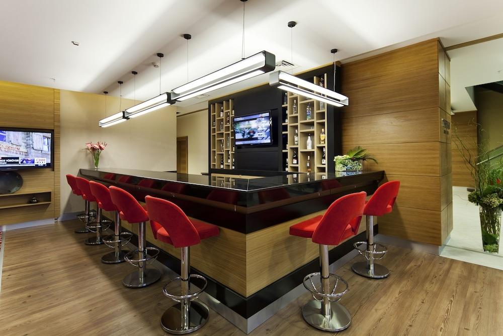 힐튼 가든 인 이스탄불 골든 혼(Hilton Garden Inn Istanbul Golden Horn) Hotel Image 66 - Hotel Bar
