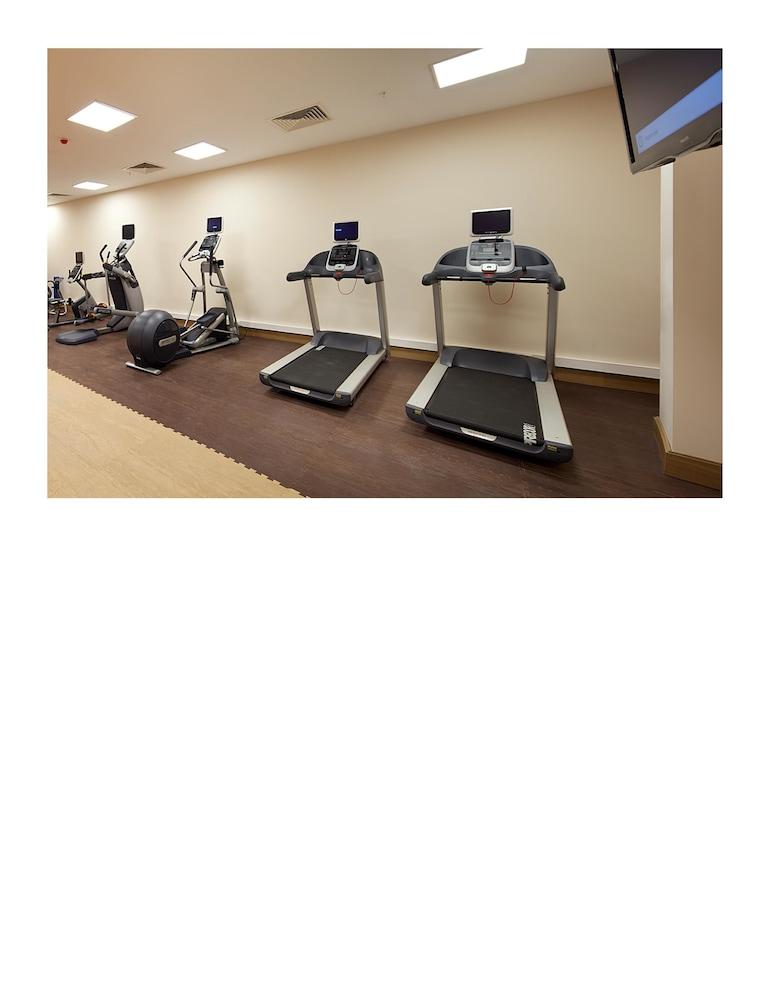 힐튼 가든 인 이스탄불 골든 혼(Hilton Garden Inn Istanbul Golden Horn) Hotel Image 39 - Sports Facility