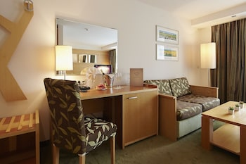 Junior Suite, 1 Double or 2 Single beds