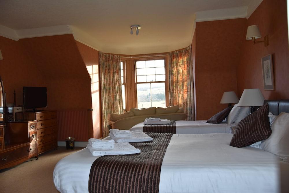 에일리언 크래건(Ailean Chraggan) Hotel Image 13 - Guestroom