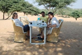 가네샴 게스트 하우스(Ganesham Guest House) Hotel Image 39 - Outdoor Dining