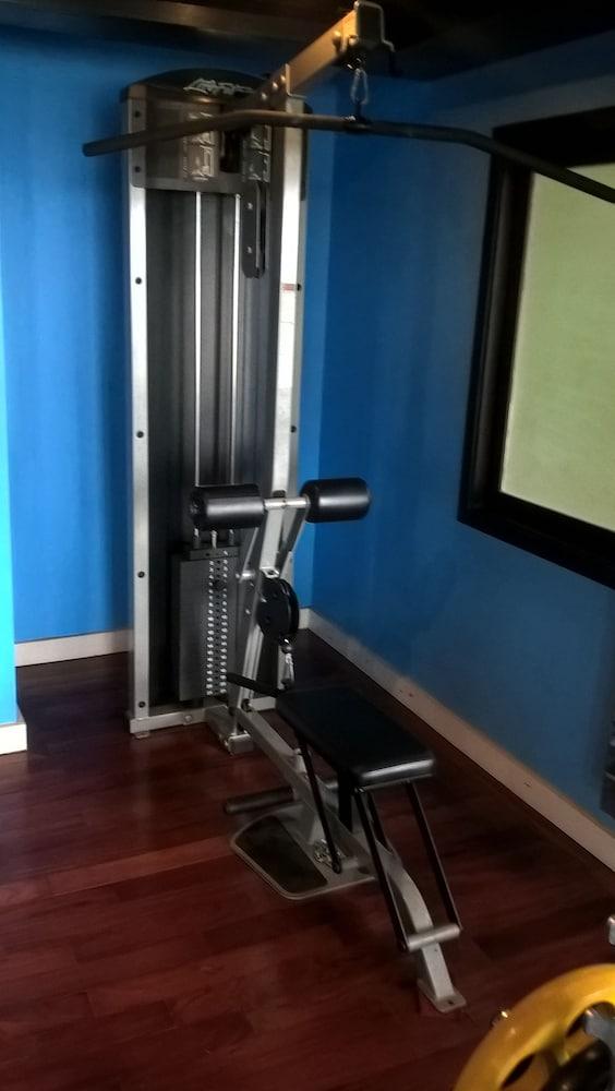 빌라 360(Villa 360) Hotel Image 17 - Fitness Facility