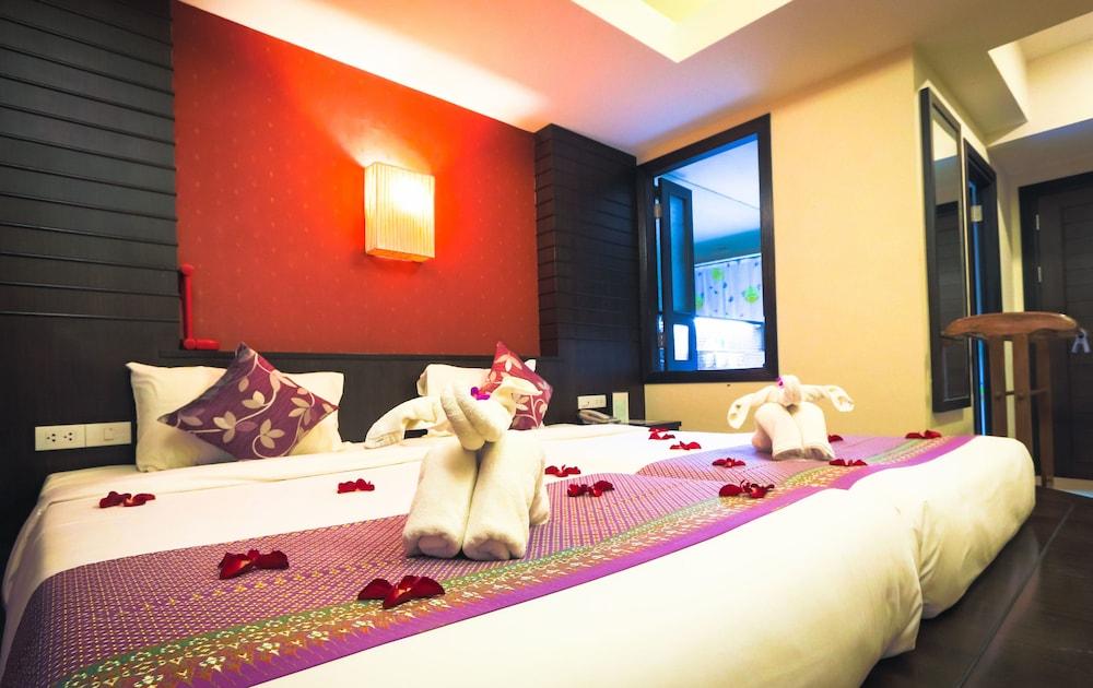 팁 레지던스 부티크 호텔(Thip Residence Boutique Hotel) Hotel Image 21 - Guestroom