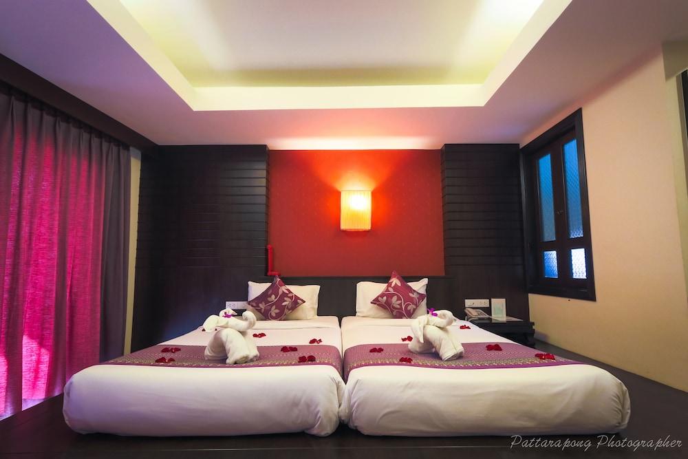 팁 레지던스 부티크 호텔(Thip Residence Boutique Hotel) Hotel Image 24 - Guestroom