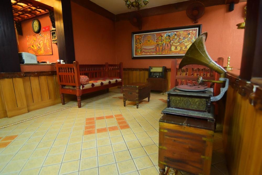 코발람 비치 호텔(Kovalam Beach Hotel) Hotel Image 20 - Meeting Facility
