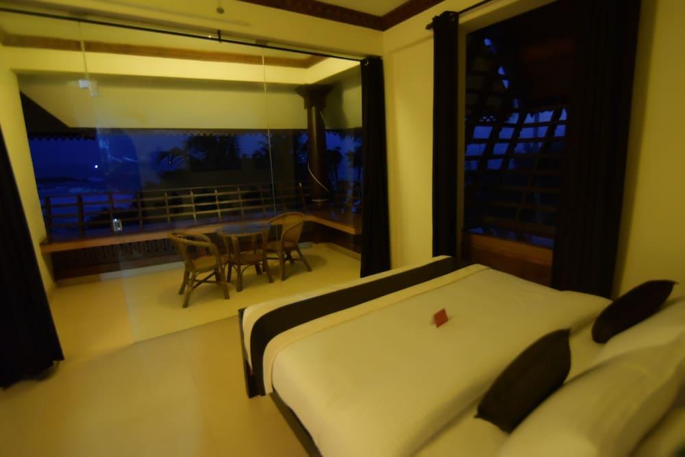 코발람 비치 호텔(Kovalam Beach Hotel) Hotel Image 8 - Guestroom