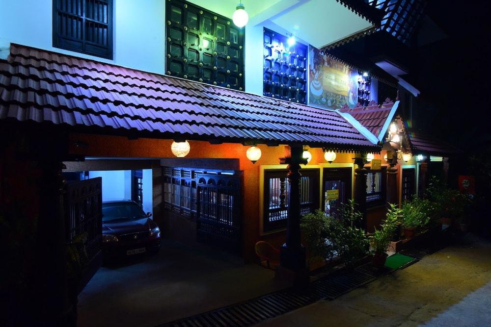 코발람 비치 호텔(Kovalam Beach Hotel) Hotel Image 27 - Exterior