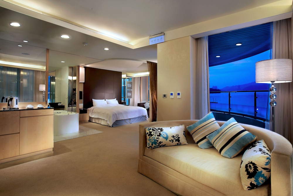 크리스탈 리조트 선 문 레이크(The Crystal Resort Sun Moon Lake) Hotel Image 14 - Living Area