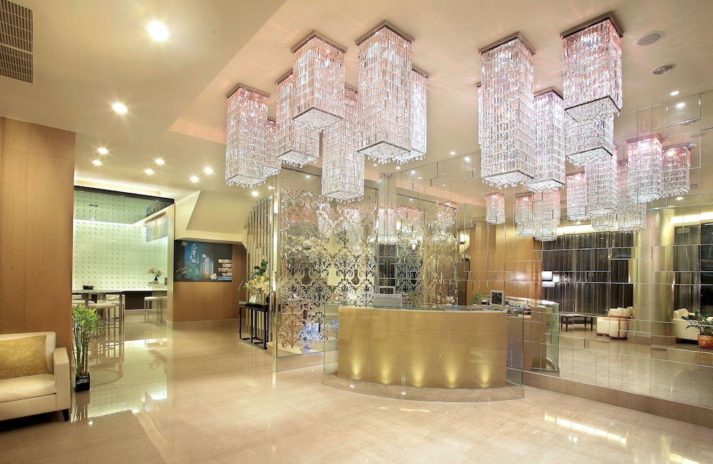 크리스탈 리조트 선 문 레이크(The Crystal Resort Sun Moon Lake) Hotel Image 1 - Lobby