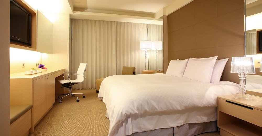크리스탈 리조트 선 문 레이크(The Crystal Resort Sun Moon Lake) Hotel Image 11 - Guestroom