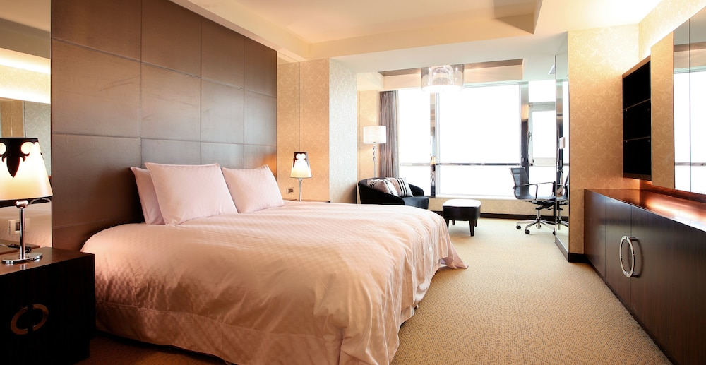 크리스탈 리조트 선 문 레이크(The Crystal Resort Sun Moon Lake) Hotel Image 3 - Guestroom