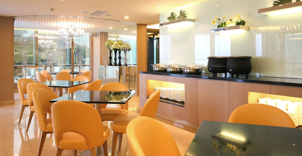 크리스탈 리조트 선 문 레이크(The Crystal Resort Sun Moon Lake) Hotel Image 30 - Restaurant