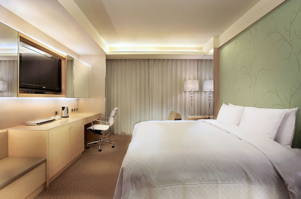크리스탈 리조트 선 문 레이크(The Crystal Resort Sun Moon Lake) Hotel Image 5 - Guestroom
