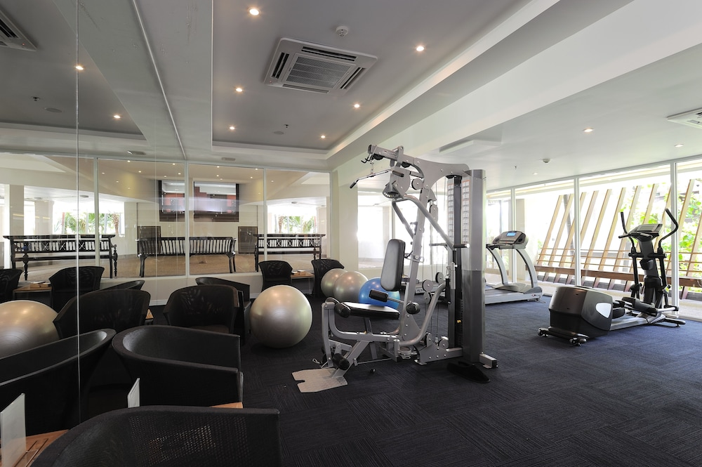 씨 썬 샌드 리조트 & 스파(Sea Sun Sand Resort & Spa) Hotel Image 39 - Gym