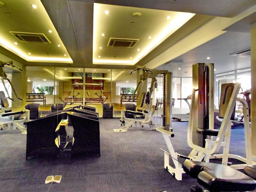 씨 썬 샌드 리조트 & 스파(Sea Sun Sand Resort & Spa) Hotel Image 38 - Gym