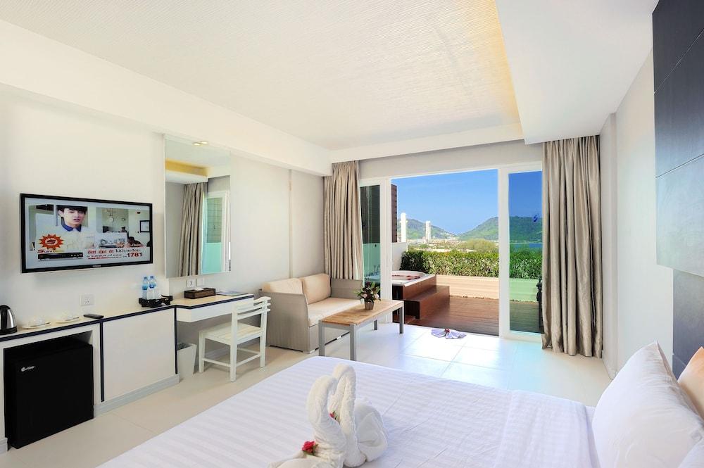 씨 썬 샌드 리조트 & 스파(Sea Sun Sand Resort & Spa) Hotel Image 9 - Guestroom