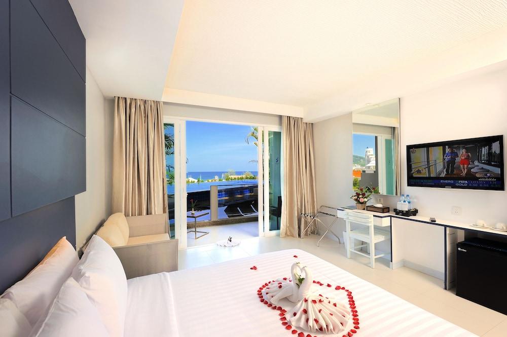 씨 썬 샌드 리조트 & 스파(Sea Sun Sand Resort & Spa) Hotel Image 26 - Guestroom View