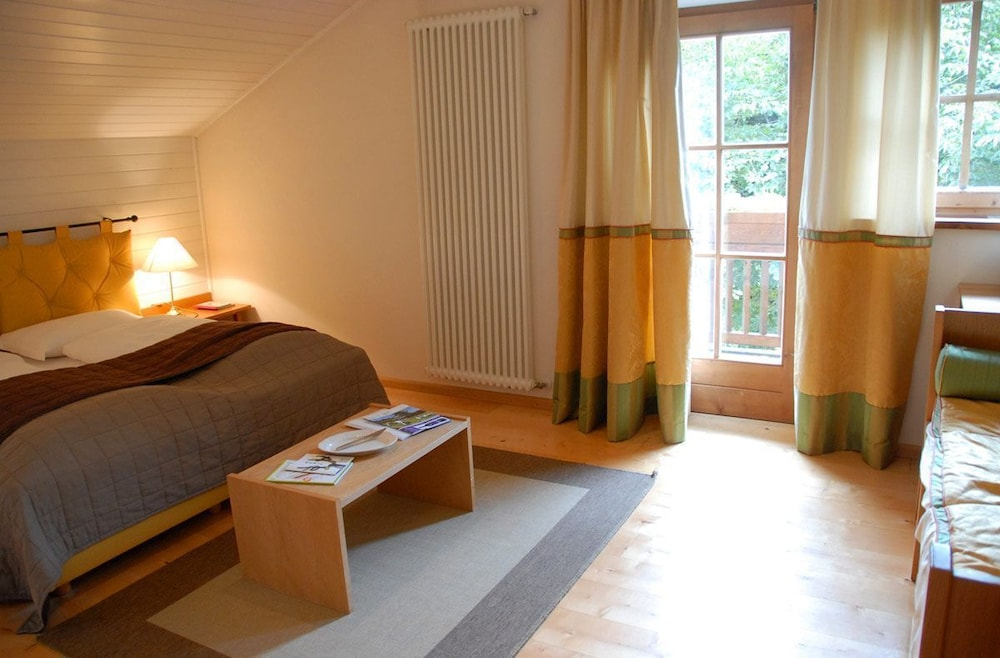 호텔 바트 쇼어가우(Hotel Bad Schoergau) Hotel Image 4 - Guestroom