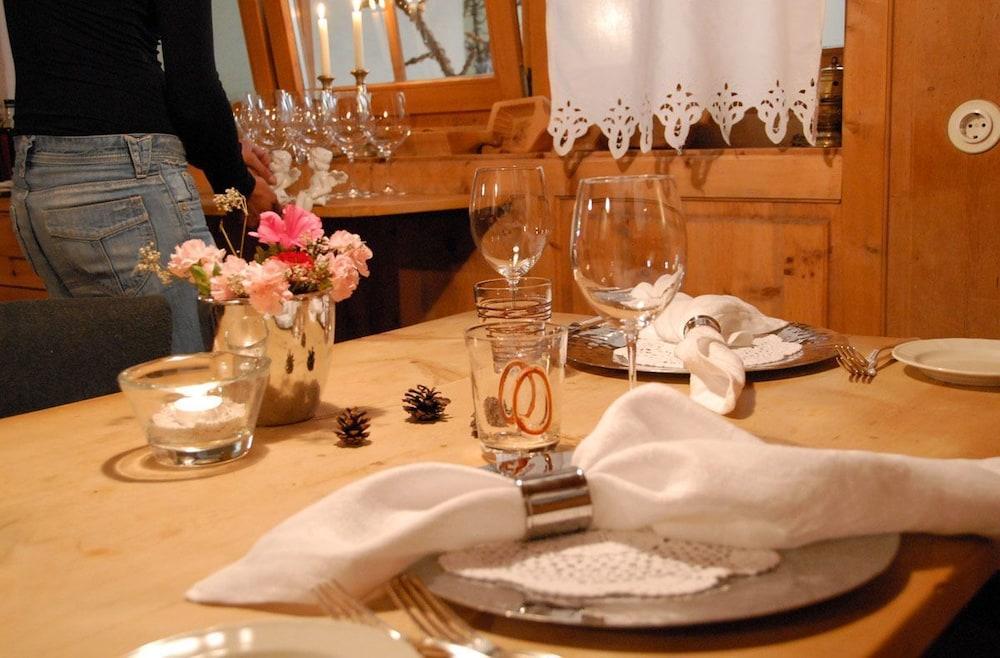 호텔 바트 쇼어가우(Hotel Bad Schoergau) Hotel Image 23 - Dining