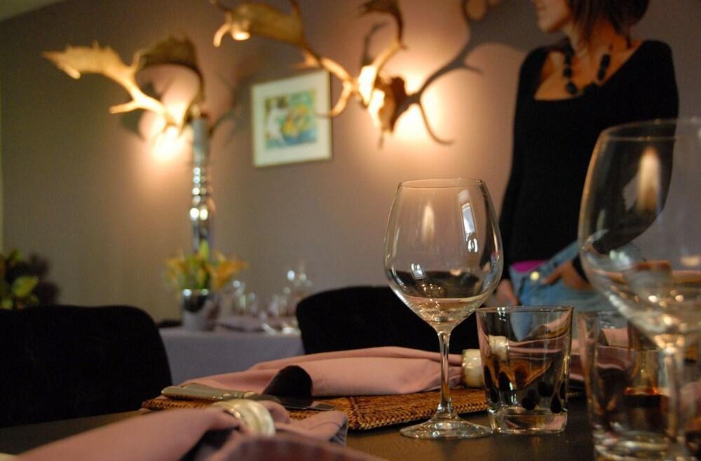 호텔 바트 쇼어가우(Hotel Bad Schoergau) Hotel Image 24 - Dining