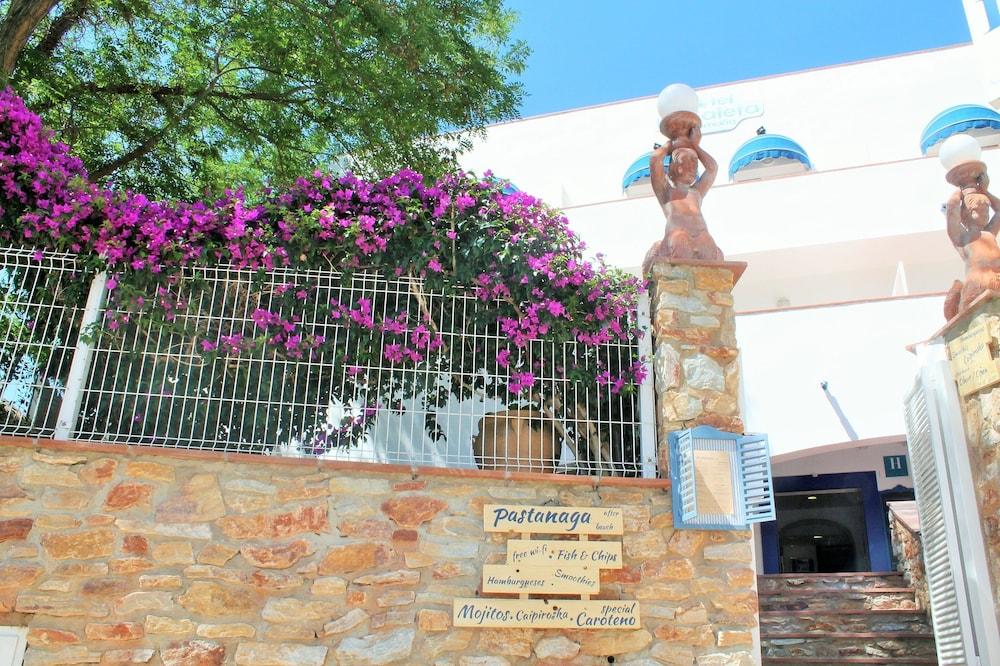 호텔 라 칼레타 데 타마리우(Hotel La Caleta de Tamariu) Hotel Image 25 - Hotel Front