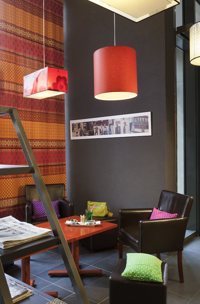 이비스 스타일스 리옹 라 파르 되(ibis Styles Lyon Centre - Gare Part Dieu Hotel) Hotel Image 38 - Hotel Interior
