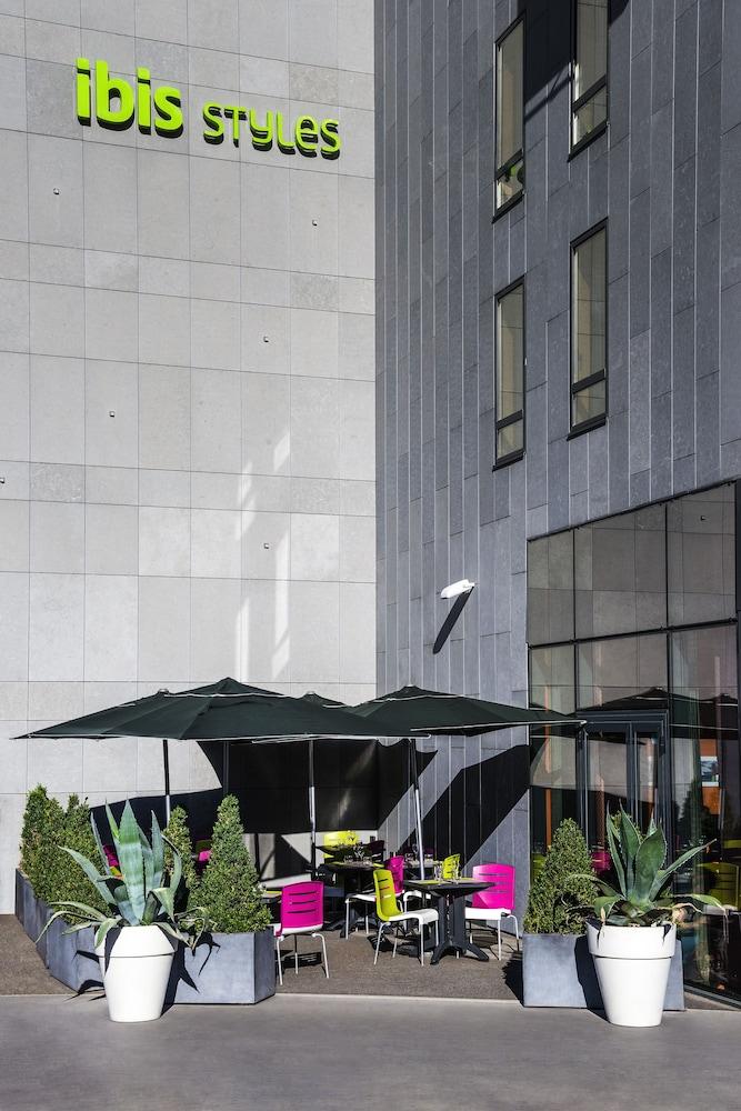 이비스 스타일스 리옹 라 파르 되(ibis Styles Lyon Centre - Gare Part Dieu Hotel) Hotel Image 44 - Terrace/Patio